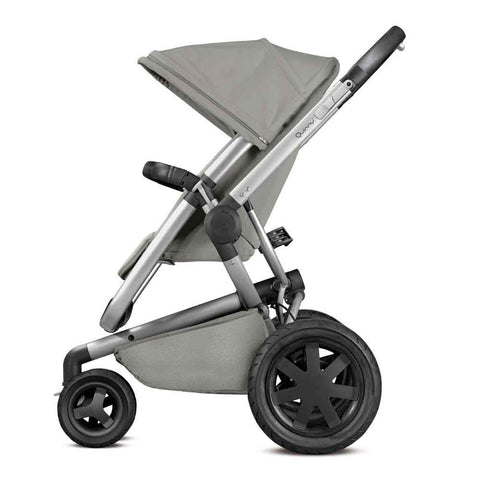 Buzz Xtra3 Stroller - Grey Gravel