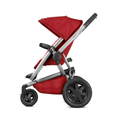 Buzz Xtra3 Stroller - Red Rumour