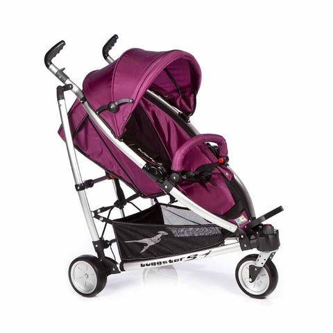Buggster S Jogger - Berry