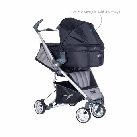 Dot Stroller - Dot - Steel Blue