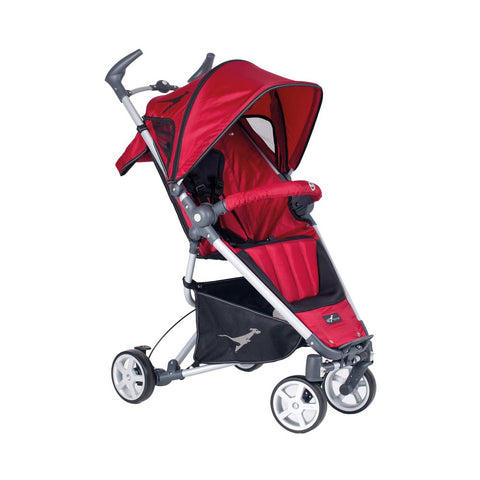 Dot Stroller - Dot - Cranberry Red