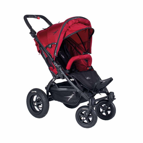 Joggster X4 Stroller - Cranberry Red