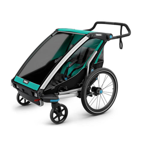Chariot Lite Bike Trailer - Bluegrass