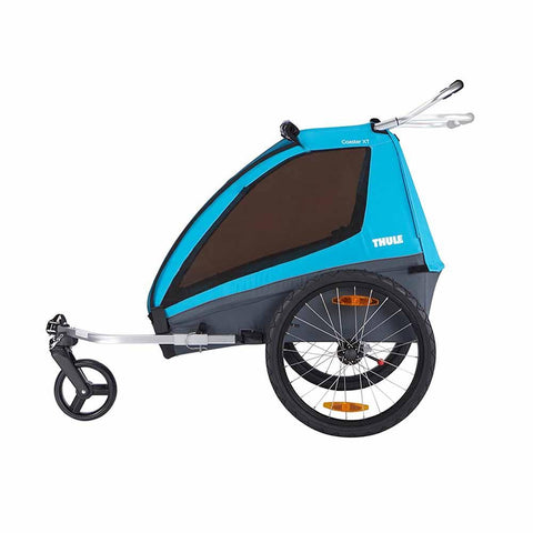 Coaster XT Bike Trailer - Blue