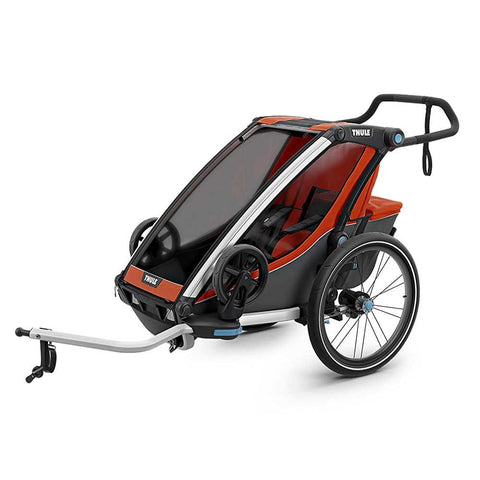 Chariot Cross Bike Trailer - Roarorange