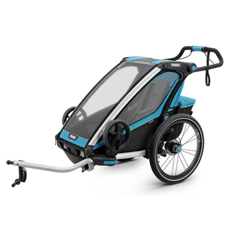 Chariot Sport Bike Trailer - Blue
