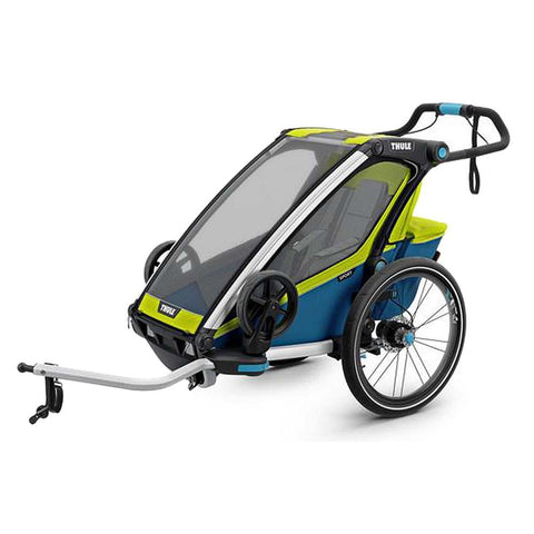 Chariot Sport Bike Trailer - Chartreuse