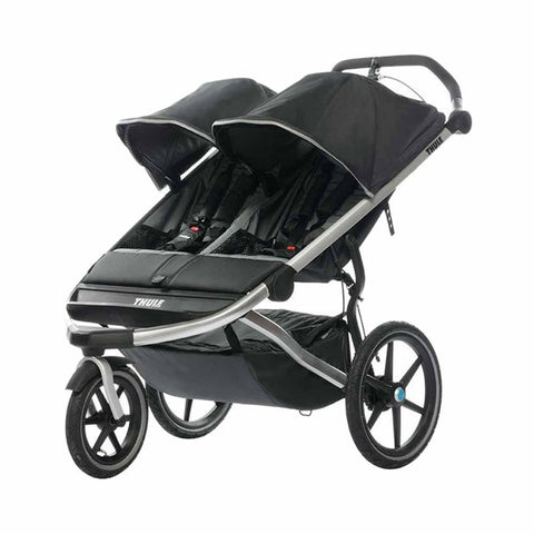 Urban Glide Double Jogger - Dark Shadow