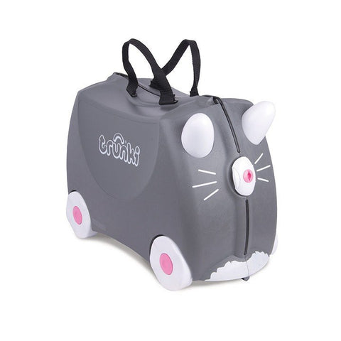 Ride-On Suitcase - Benny the Cat