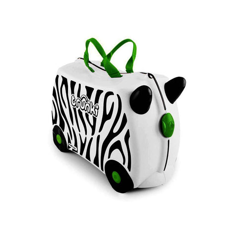 Ride-On Suitcase - Zimba the Zebra