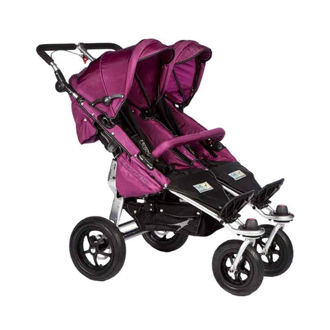 Twinner Twist Duo Jogger - Berry