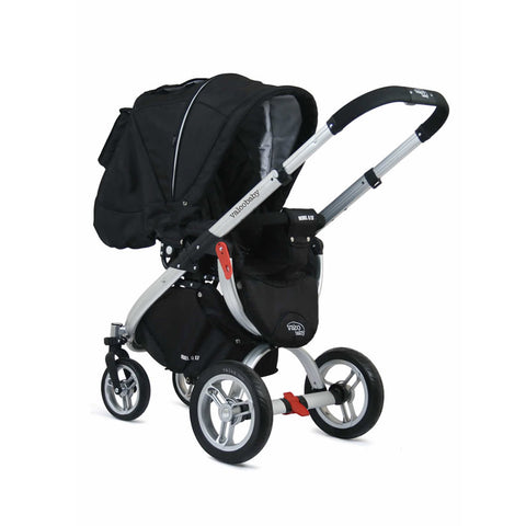 Rebel Q Stroller - Shadow