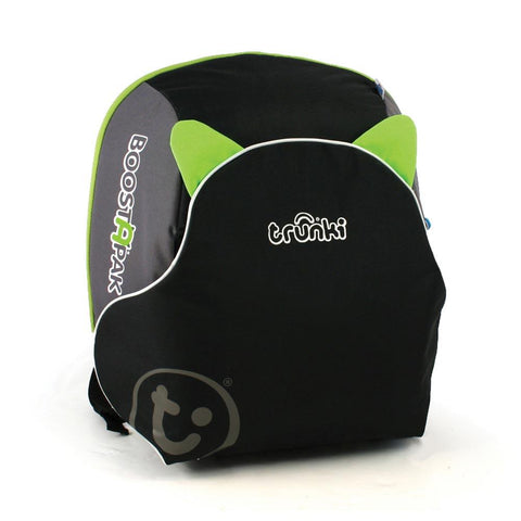 BoostApak - Backpack Booster Seat - Green