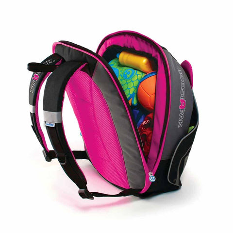 BoostApak - Backpack Booster Seat - Pink
