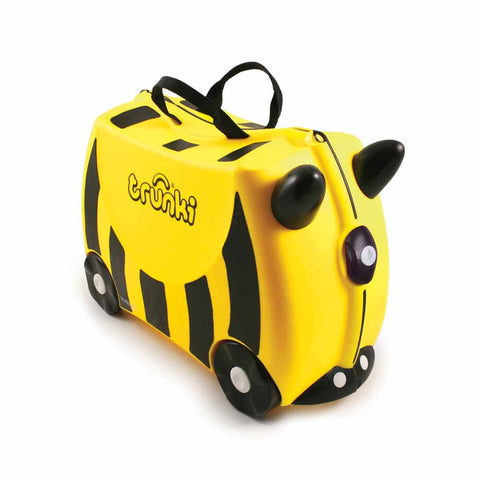 Ride-On Suitcase - Bernard the Bee