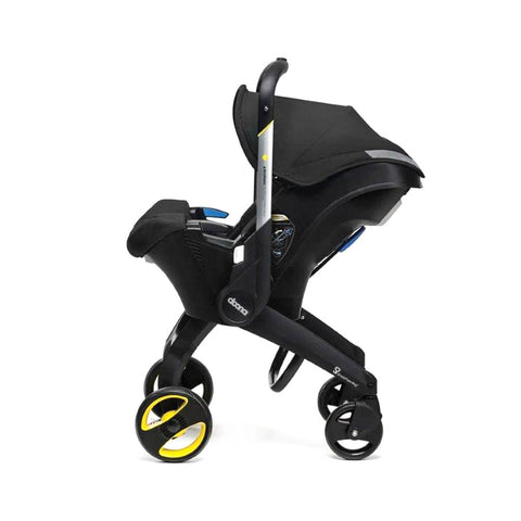 Integrated Car Seat & Stroller - Black