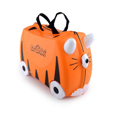 Ride-On Suitcase - Tipu the Tiger