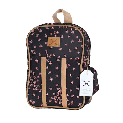 Kids Backpack - Spice - Lumo on Charcoal