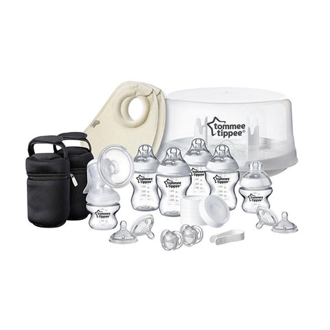Closer to Nature Microwave Steriliser & Breast Pump Kit