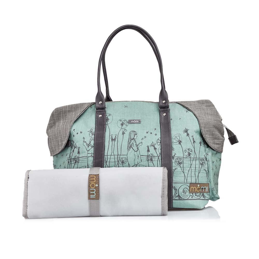 Nappy Bag - Boy Meets Girl Coral