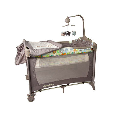 Cozy Camp Cot - Sweet Elephant