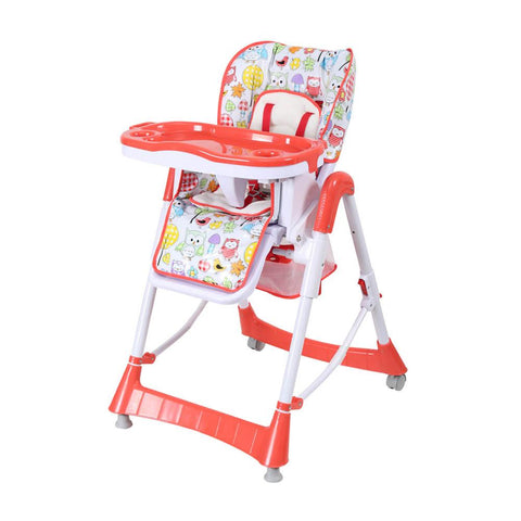 Snack Feeding Chair - Forest Orange