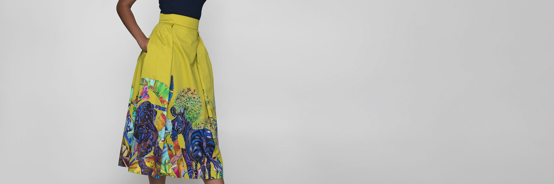 African Pencil Skirts