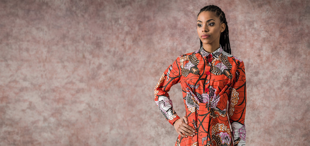 Top African Fashion Designers 2018 African Attire Designs Sika A