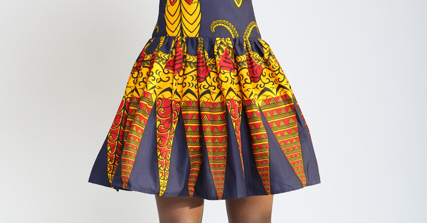 African fabric history