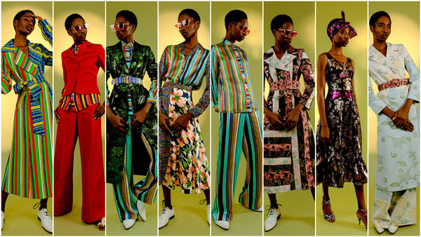 London Fashion Week: Duro Olowu Spring 2020 Collection