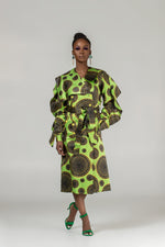 Cynthia Coat Dress