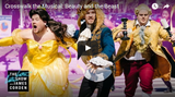 James Corden as Belle!  Crosswalk the Musical: Beauty and the Beast
