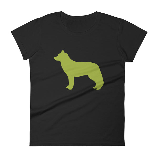 Siberian Husky Women's short sleeve t-shirt