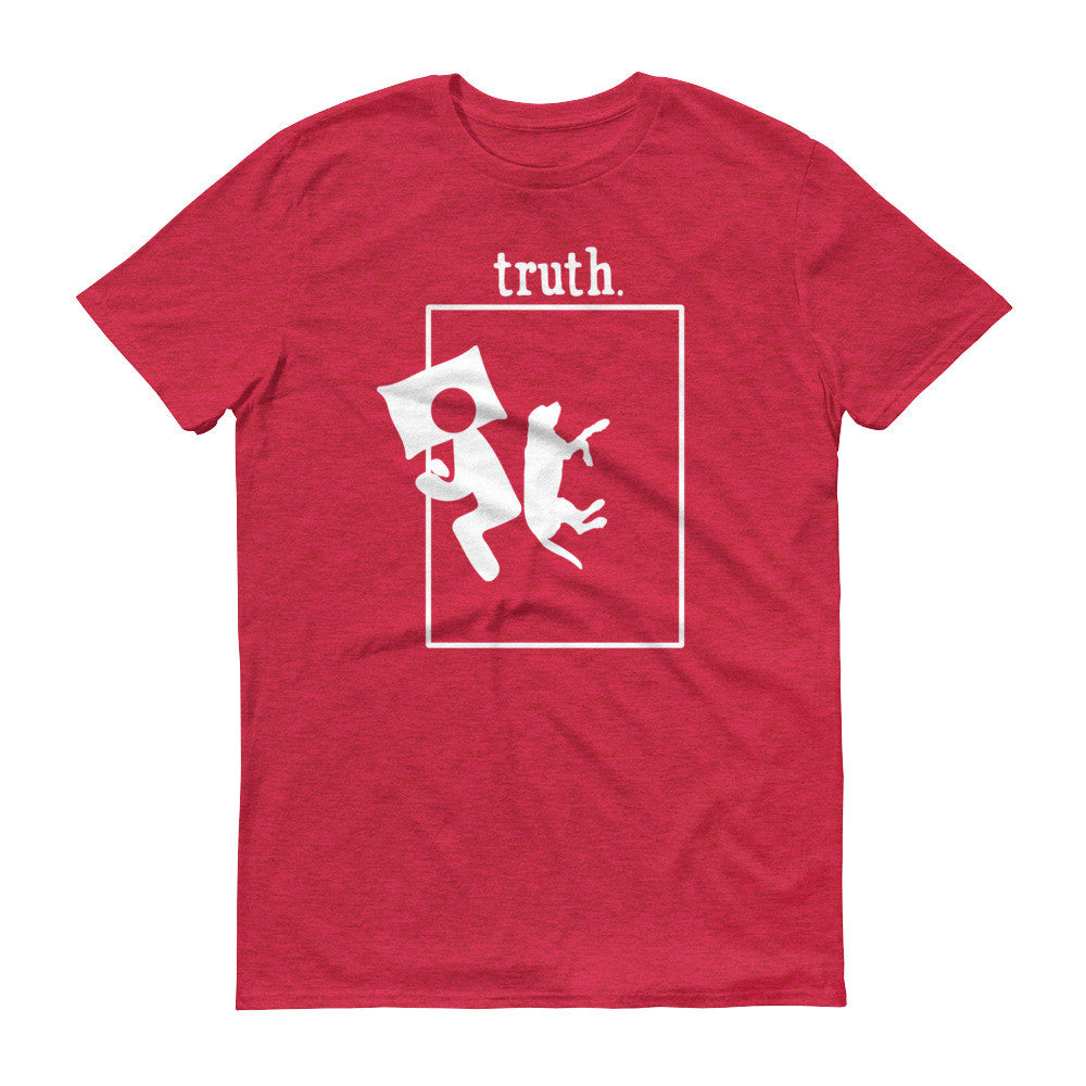 Sleeping Dog Truth Hilarious Tshirt