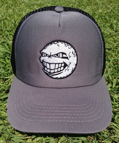 Smoken' Grey Golf Hat