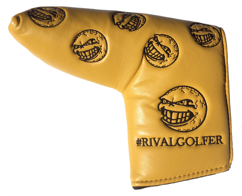 Colonel Mustard - Putter Cover