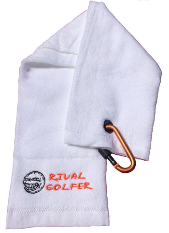 Single Golf Towel - select your colour