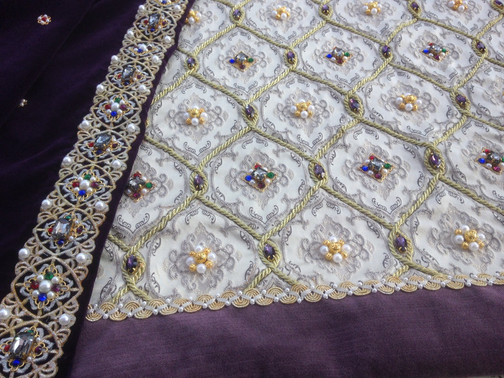 Embellishing The Skirt