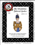 012D Elizabethan Bodice Digital Download
