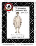 016D The Elizabethan Gentleman's Shirt Digital Download