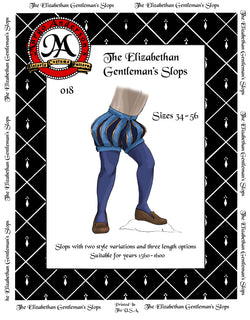 018 The Elizabethan Gentleman's Slops