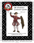 019 The Elizabethan Gentleman's Doublet