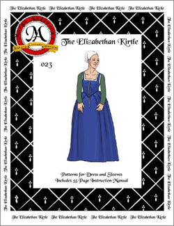 023D The Elizabethan Kirtle Digital Download