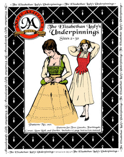 001 The Elizabethan Lady's Underpinnings