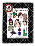 003 Elizabethan Wardrobe Accessories