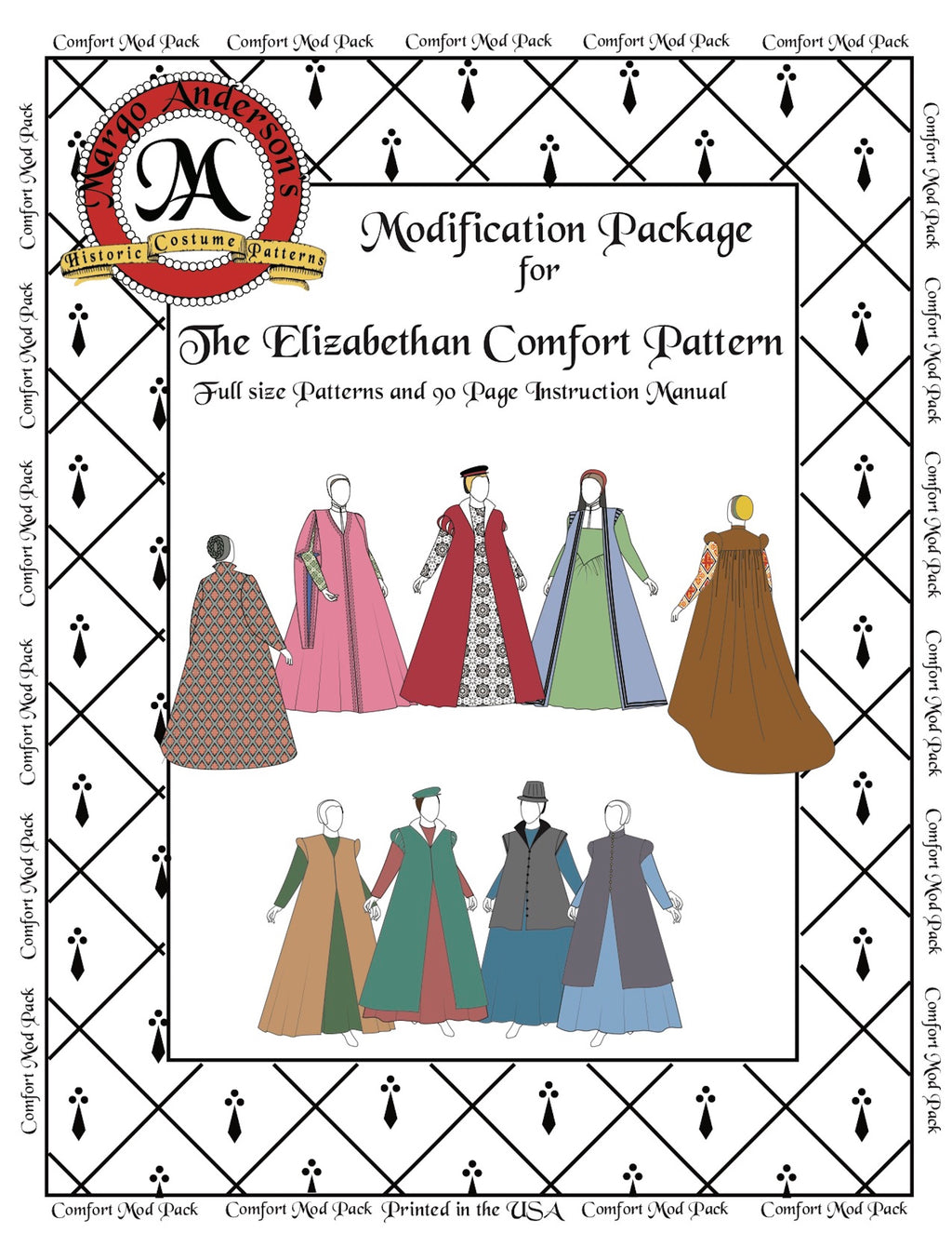 011 The Elizabethan Comfort Modification Package