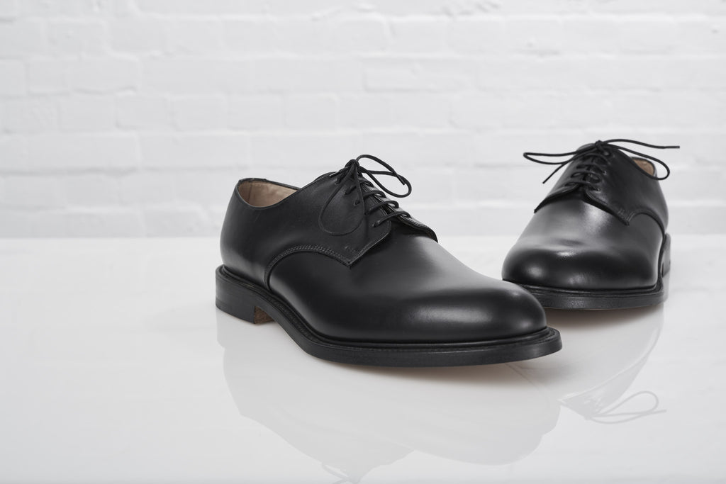 Irk Derby Shoes, 7wk Last, Double Sole - Lissom + Muster x Alfred Sargent