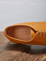 Lissom + Muster Tib Gibson Shoes (Chestnut)