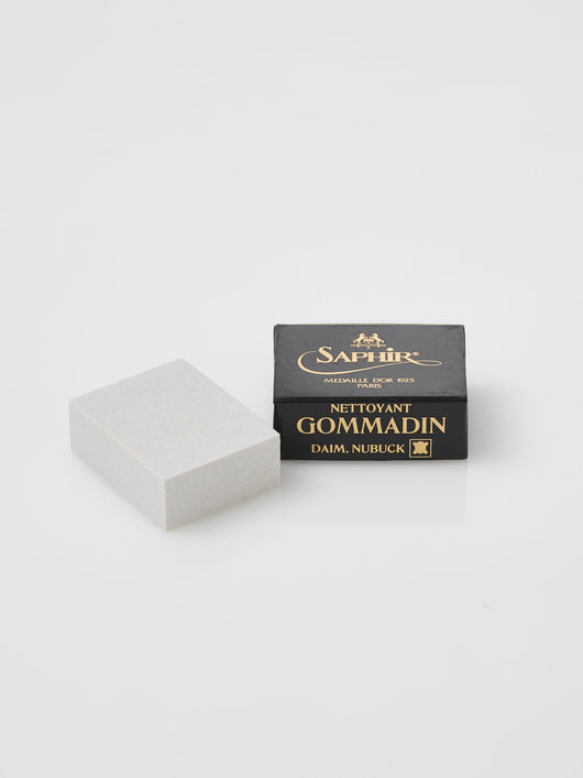 Saphir Gommadin Suede and Nubuck Eraser Block (Neutral)