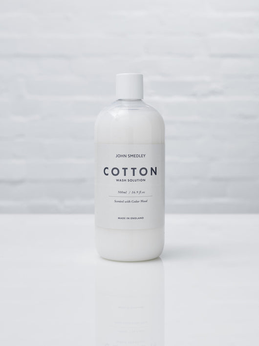 John Smedley Cotton Wash Solution 475ml